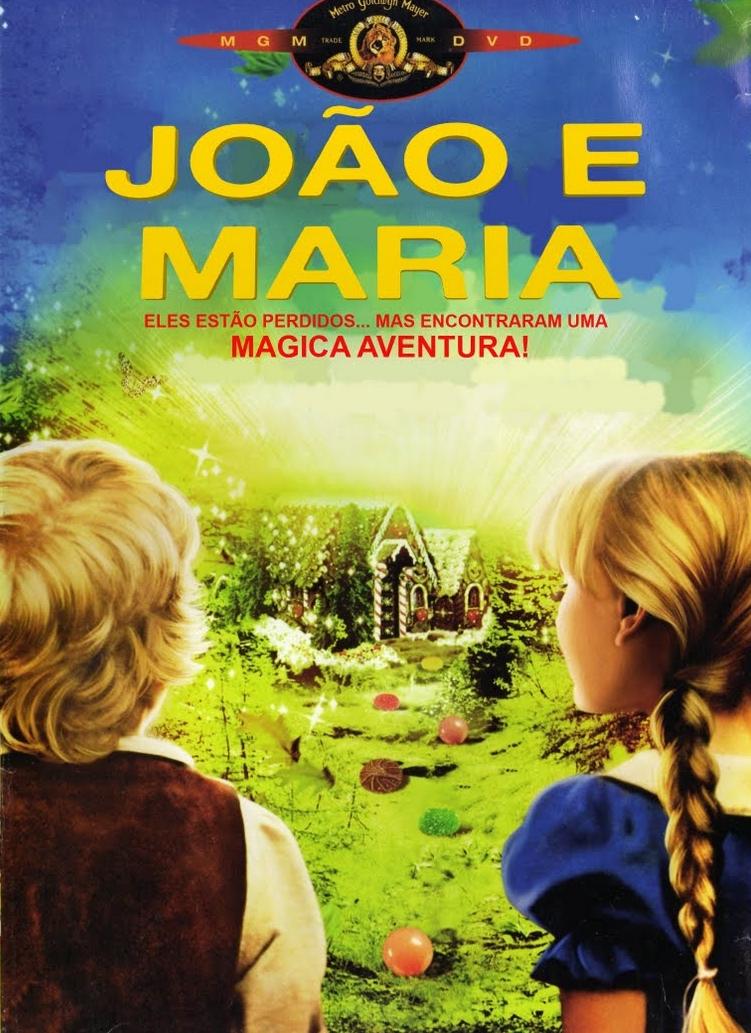 Assistir Filme João e Maria Dublado