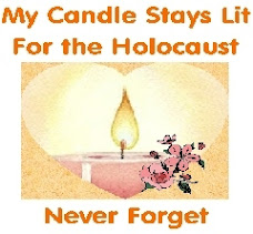 HOLOCAUST CANDLE