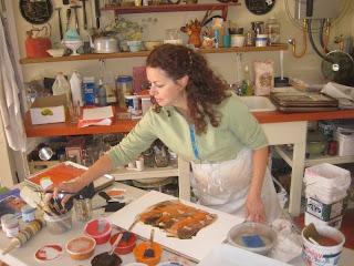 Springdale Utah artist Barbara Ellard