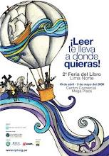 2º Feria del Libro Lima Norte del 16 de abril al 3 de mayo 2009