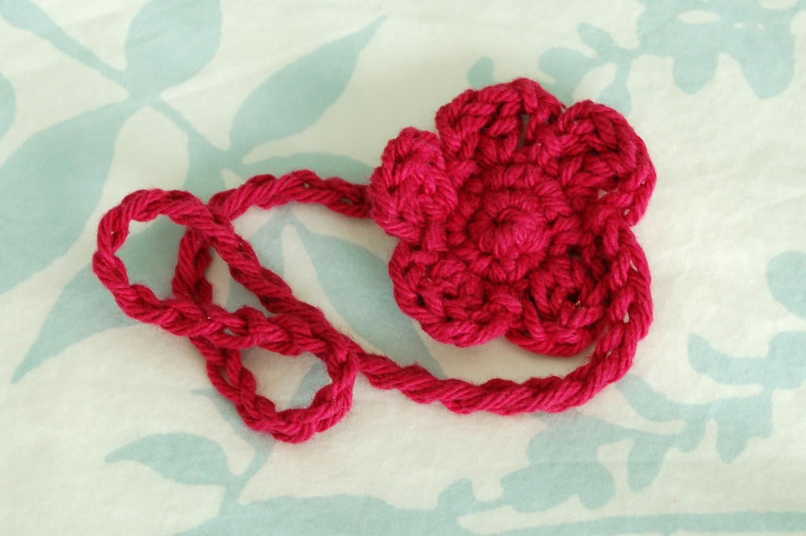 Free Crochet Stretchy Headband Pattern : Alli Crafts: Free Pattern: Baby Headband