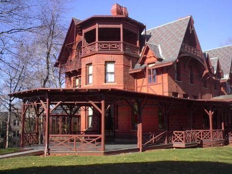 Sad city hartford mark twain revelations for The hartford house