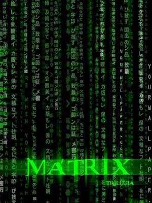 Mátrix trilógia