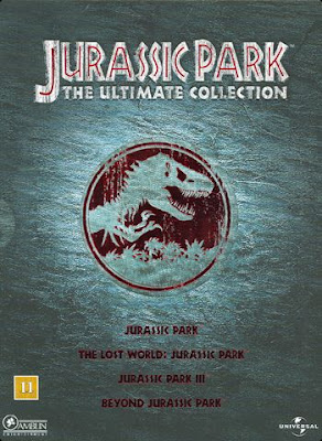 Jurassic Park Tril�gia