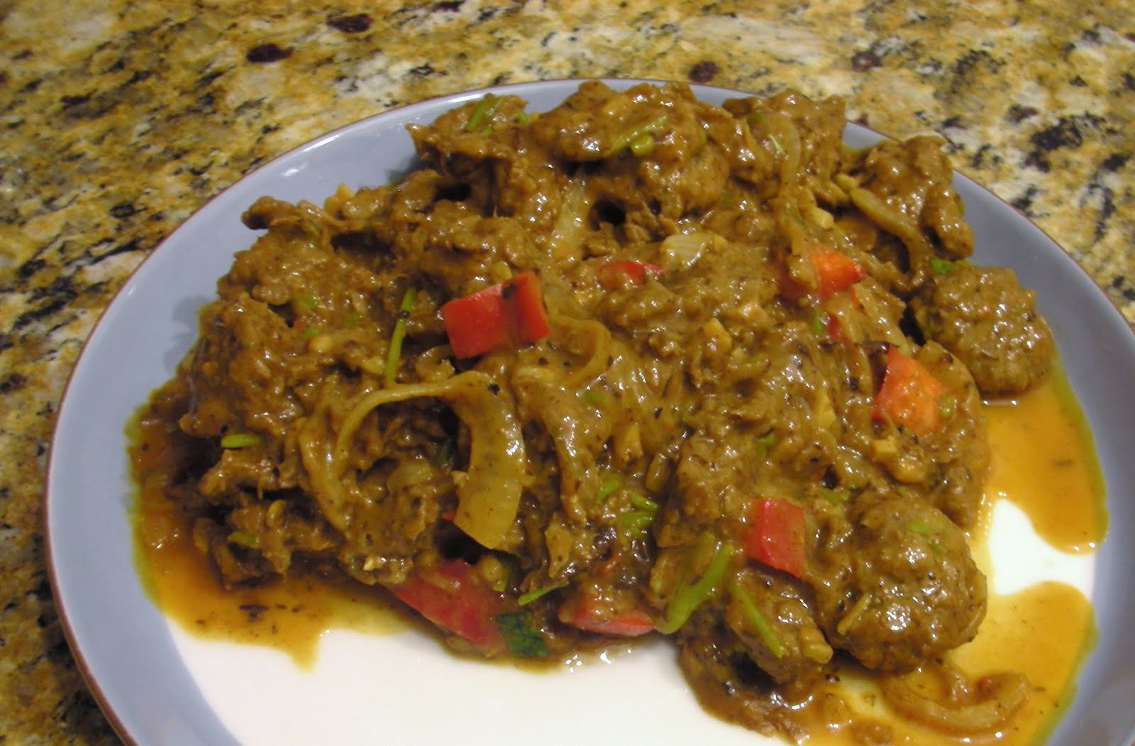 Everyday Vegan: 'Beef' Curry with Toasted Spices