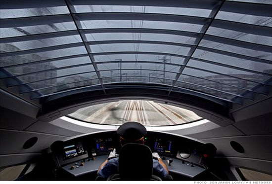 High Speed Rail In China. High-speed rail in China