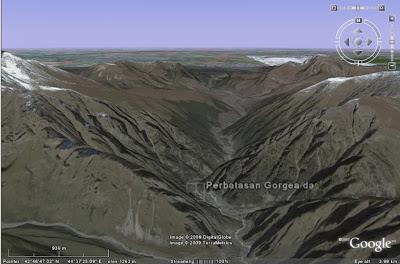 gunung besi