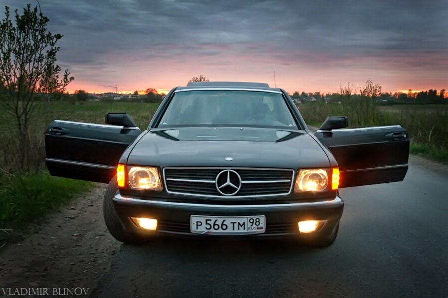Mercedes benz 560 sec w126 benztuning for Mercedes benz 560 sec
