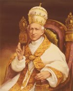 Pope Leo XIII - Pray for us!