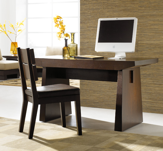 oak office desk plans