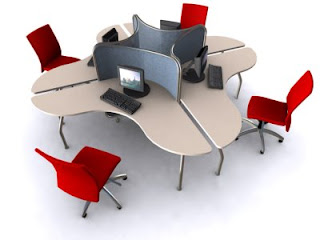 Modular home office furniture - Affordable home office furniture
