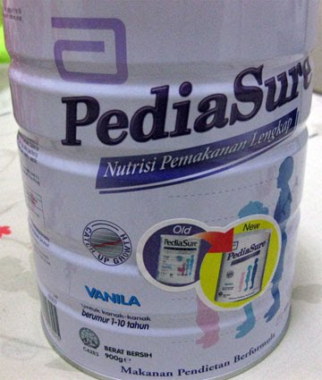 Infant Formula Baby Milk Powder Sale Bargain Price: PediaSure ...
