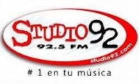 "Radio: ""Studio92"" Studio+92"