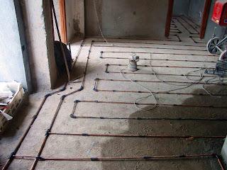 Tecnolog a para un progreso sostenible preparaci n de un - Calefaccion en el suelo ...