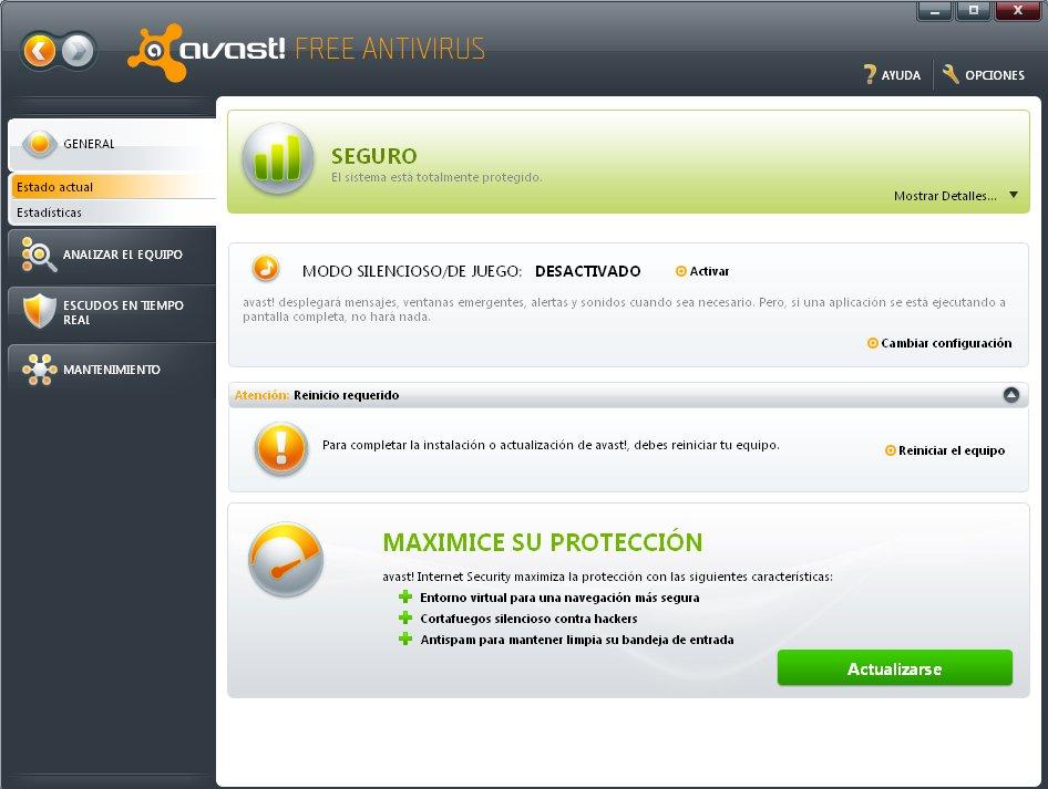 Mejor Antivirus Gratuito 2010 Windows 7