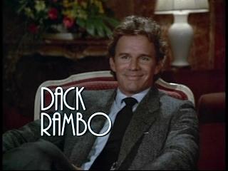 Dack rambo last days
