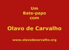 Mais atual que nunca - bate-papo com Olavo de Carvalho e Yuri Vieira