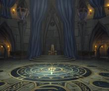 Sala del Trono de Lordaeron