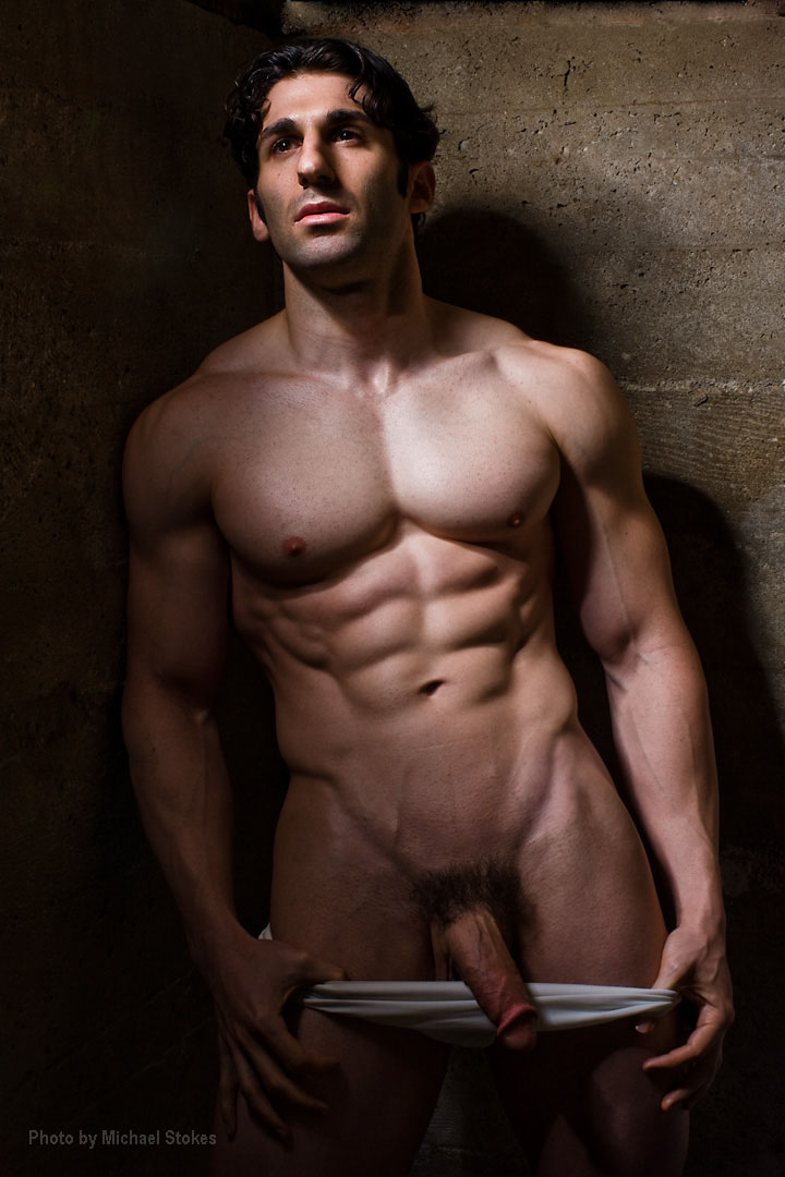 the nude male body