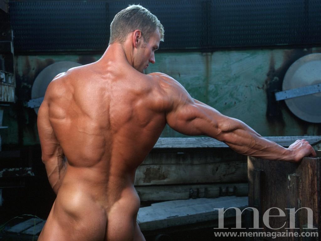 Dave Nathan Cumshot