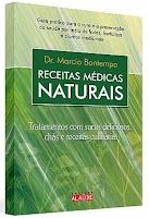 Livro: Receitas Médicas Naturais
