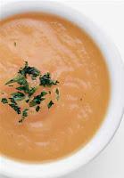 Sopa Fria de Abóbora
