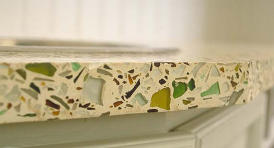 Countertops Green Materials : Happy Home - Healthy Home