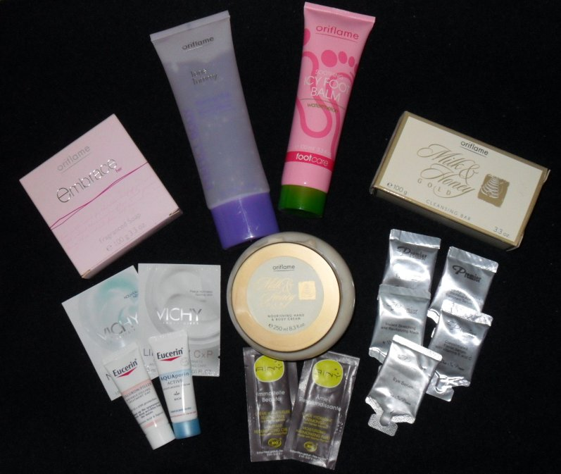 kit de productos Oriflame