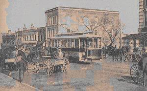 Main Street, Salisbury, circa 1906