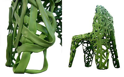 Trecool, RD Legs chair, Cohda, mueble, ecologico, diseño