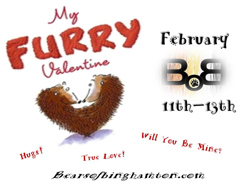 Join Bears Of Binghamton For My Furry Valentine Weekend Feb 11 Th 13 Th  2010 The