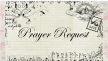 Prayer blog
