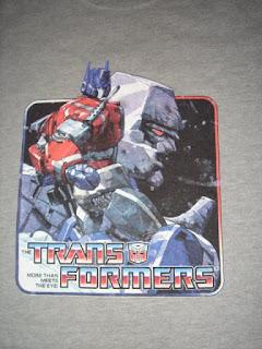 Optimus Prime Megatron Logo