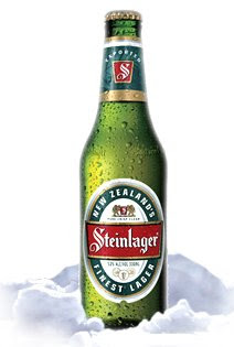 steinlager new zealand lager beer