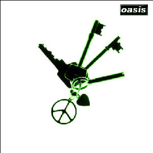 oasis let thier be live single cover picture