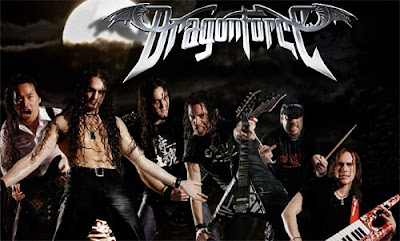 dragonforce band photo shredder