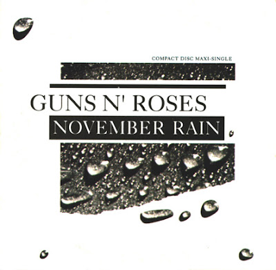 november rain gnr single cover image