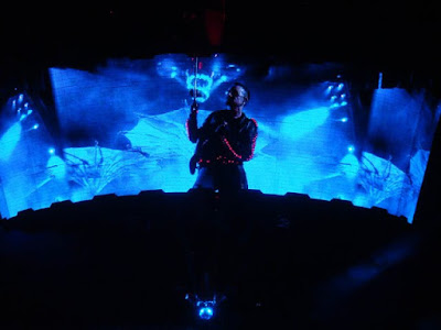 bono 360 tour stage photo