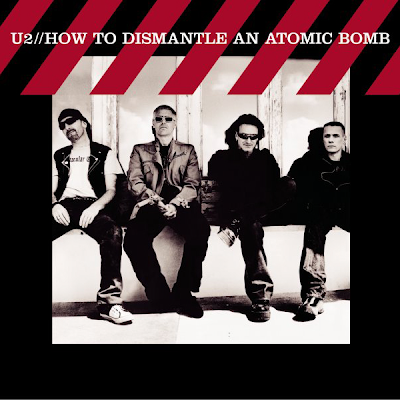 u2 how to dismantle an atomic bomb cover
