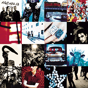 cover art work achtung baby