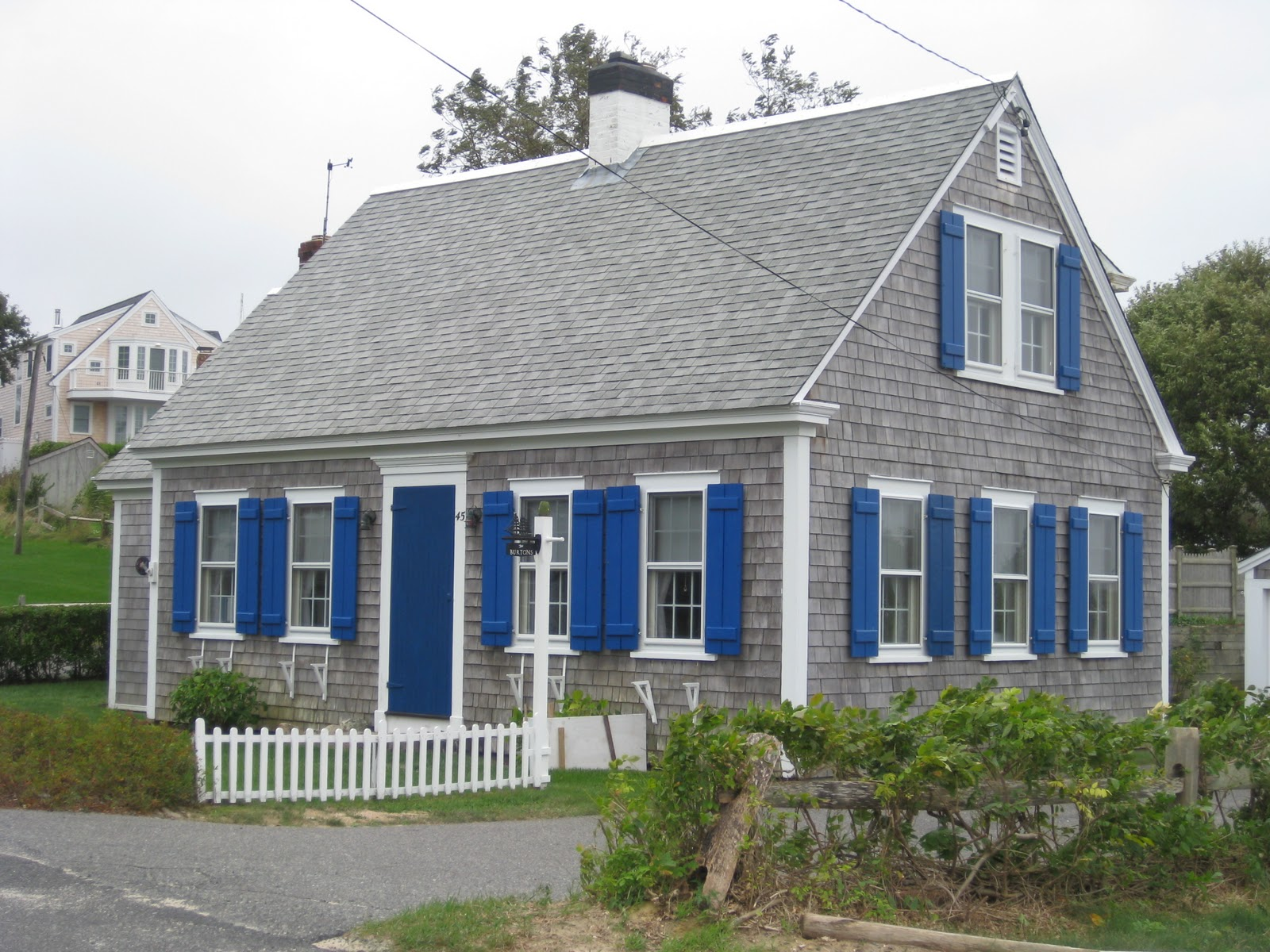 Scenes from cape cod pt iv landmarks A cape house