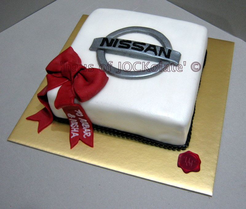 Nissan Cake