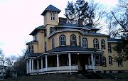Historic Mansion Restored.