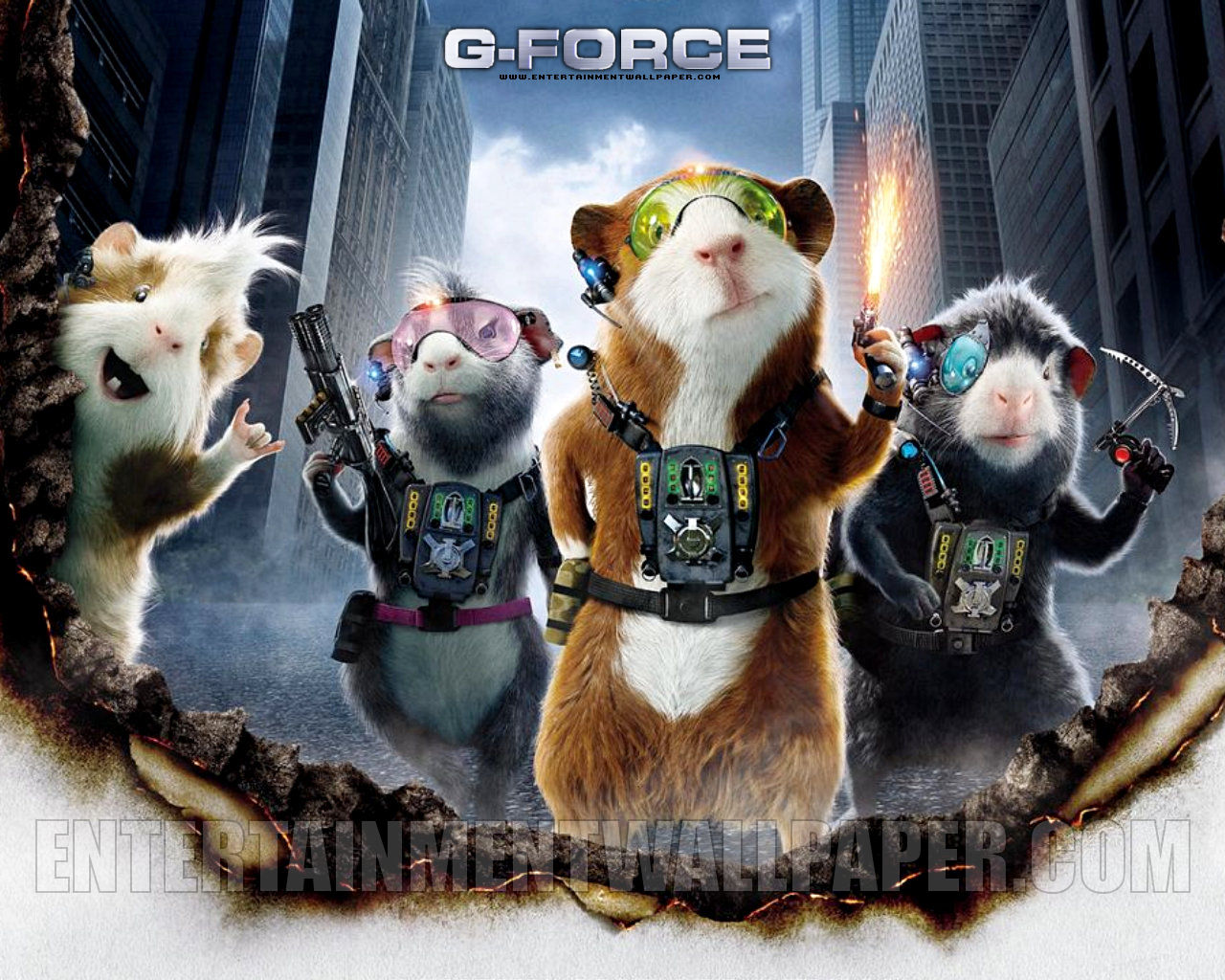 G Force Cartoon Characters : Gforce japan best cars reviews