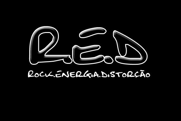 R.E.D- ROCK.ENERGIA.DISTORÇÃO