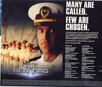 scientology sea org