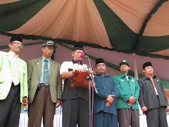 Deklarasi Cabup Cawabup Tng