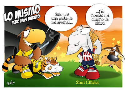 Fotos de anti-Cruz Azul - Humor americanista - Club