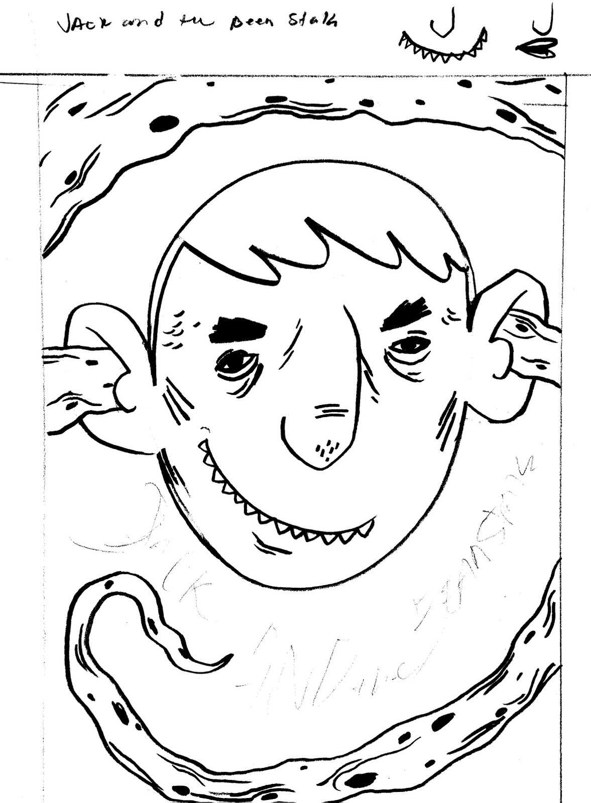 Free coloring pages for jack and the beanstalk - Free Colouring Pages Jack And The Beanstalk Free Coloring Pages Of Jack And The Bean