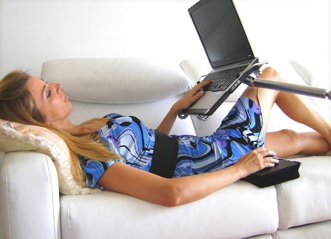 論文可以躺著寫